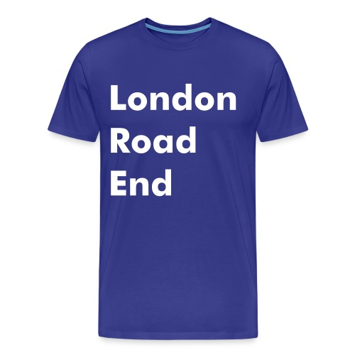 London Road End - Men's Premium T-Shirt