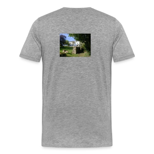 CREATION 4 - T-shirt Premium Homme