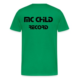 MC Child T-Shirt - Mannen Premium T-shirt