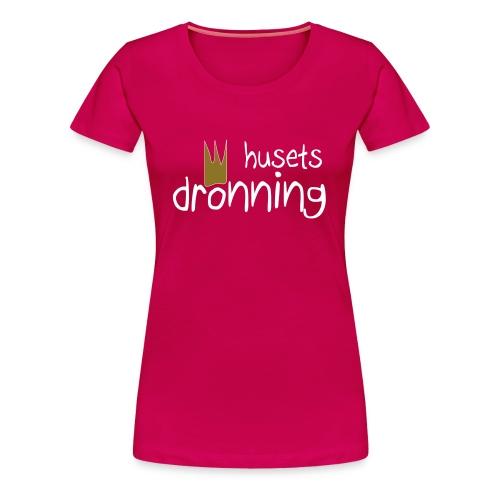 Kongefamilien - Premium T-skjorte for kvinner