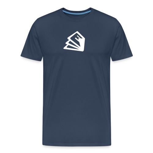 erik kaiser logo - triple - Männer Premium T-Shirt