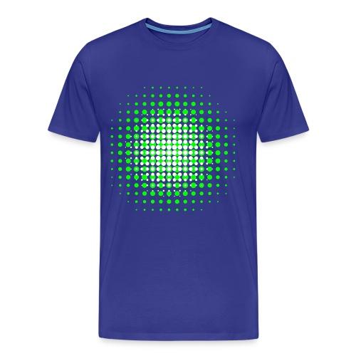 Pixel - Herre premium T-shirt