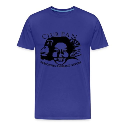 Club P.A.N. Men's Classic T-Shirt - Men's Premium T-Shirt