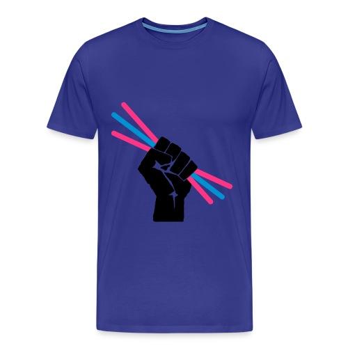 glow stick  - T-shirt Premium Homme