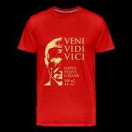 Camisetas ~ Camiseta premium hombre ~ Camiseta hombre Basis Cesar Veni Vidi Vice