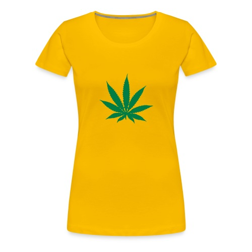 THC - T-shirt Premium Femme