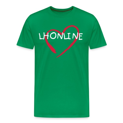 LHOnline Mens - Men's Premium T-Shirt