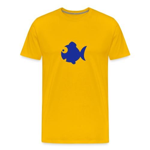 fish - Men's Premium T-Shirt