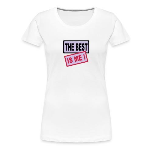 JEALOUS - T-shirt Premium Femme