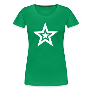 Heart Chakra Green - Women's Premium T-Shirt
