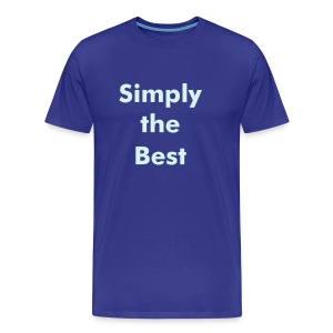 Simply the Best - Men's Premium T-Shirt