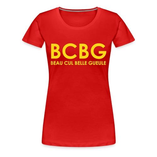 BCBG - T-shirt Premium Femme