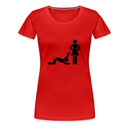 Submission - Women's Premium T-Shirt