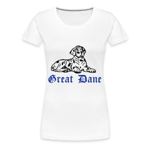 Welpe - Frauen Premium T-Shirt
