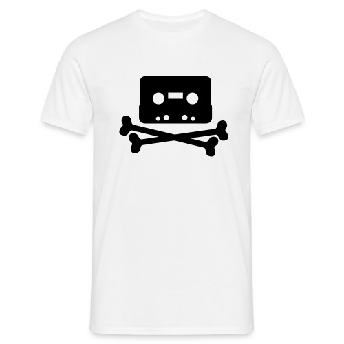 music pirate - Men's T-Shirt