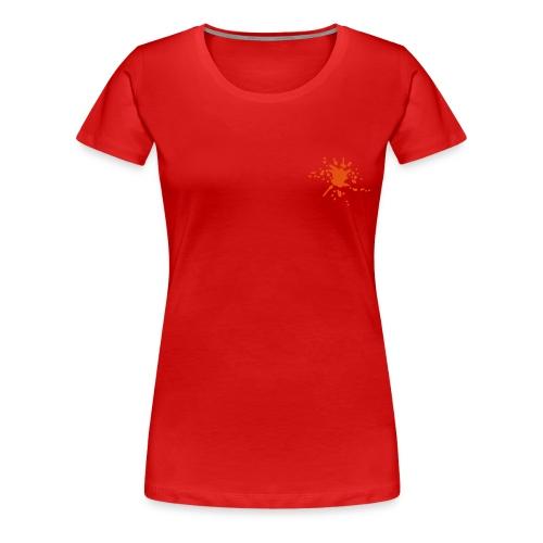 PAT..H - Maglietta Premium da donna