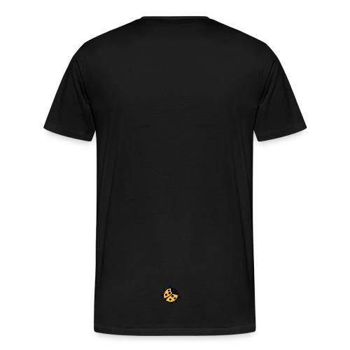 Wracked Bird - Herre premium T-shirt