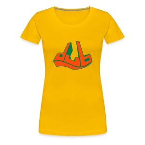 dub bi-color - Women's Premium T-Shirt