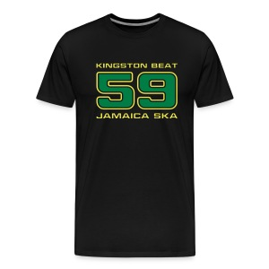 TS Kingston Beat 59 - Männer Premium T-Shirt