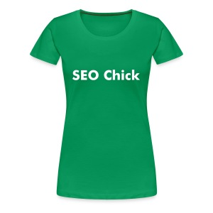 SEO Chicks T-Shirt - Women's Premium T-Shirt