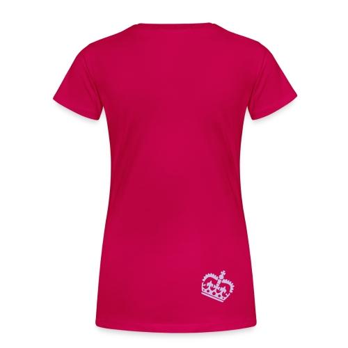 Basic LDN Royalty - Women's Premium T-Shirt