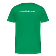 T-Shirts ~ Men's Premium T-Shirt ~ SEO Chicks T-Shirt