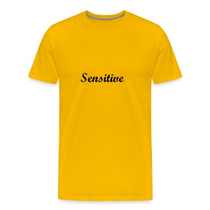 Sensitive T-shirt - Men's Premium T-Shirt