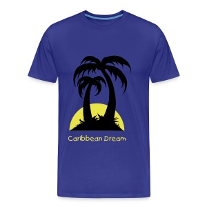 Caribbean dream - T-shirt Premium Homme
