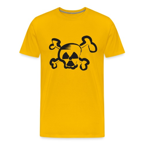 Atomskull - Männer Premium T-Shirt