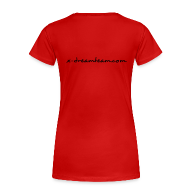 T-Shirts ~ Frauen Premium T-Shirt ~ Frauen T-shirt X-DreamTeam