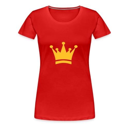I am the queen - Camiseta premium mujer