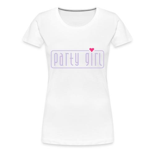 Partybiene - Frauen Premium T-Shirt