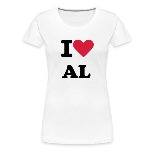Al Narration T-Shirt - Women's Premium T-Shirt