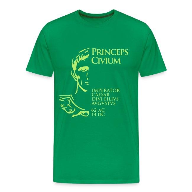 Camiseta Hombre Basis Princeps August