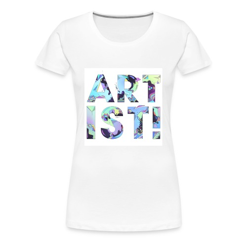 ARTIST COLOR - Women's Premium T-Shirt