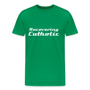 Recovering Catholic - Men's Premium T-Shirt