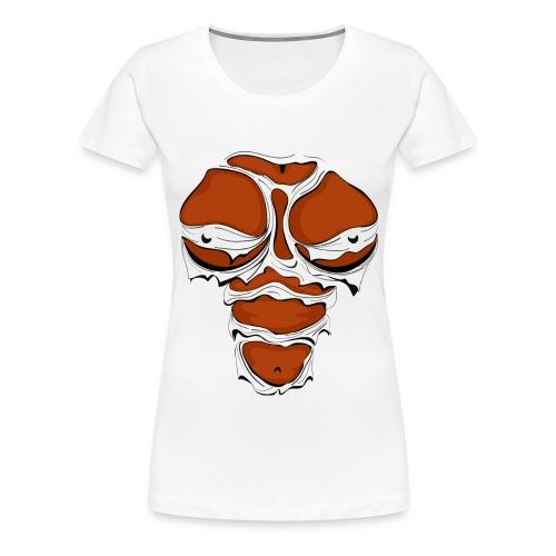 Partie en guerre - T-shirt Premium Femme
