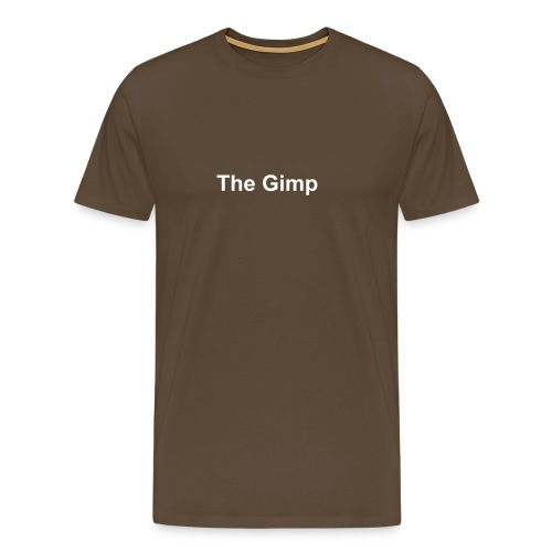 The Gimp - Premium T-skjorte for menn
