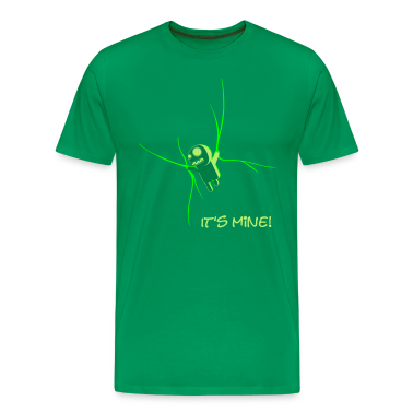 Verde bottiglia it_is_mine T-shirt