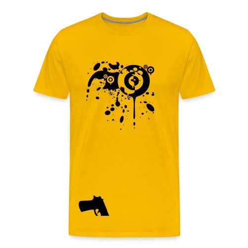 Bullet Proof - Men's Premium T-Shirt