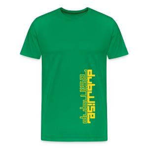 tee-shirt classic electro dubwise - Men's Premium T-Shirt
