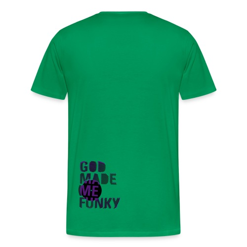 Funky - Premium-T-shirt herr