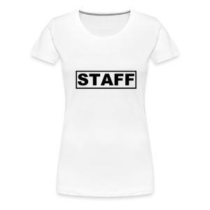 Staff - Frauen Premium T-Shirt