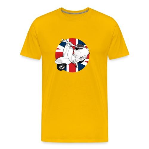 MOD TARGET TEE #4 - Men's Premium T-Shirt