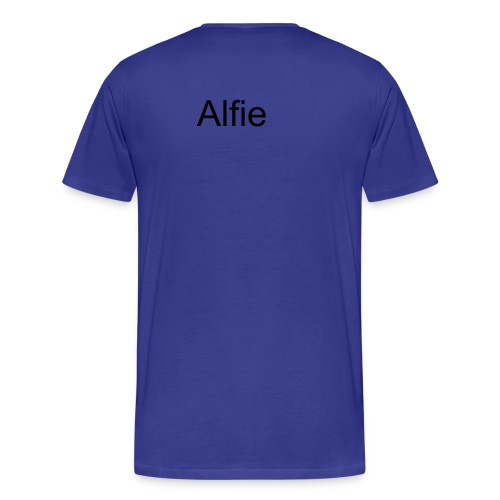 Names- Alfie - Men's Premium T-Shirt