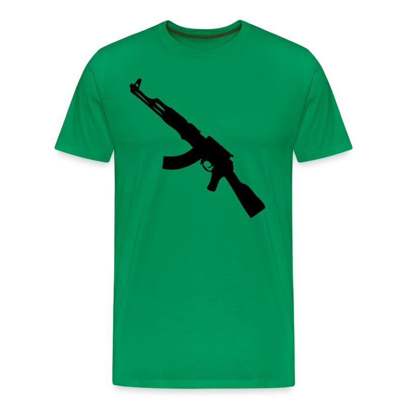 AK47 - Premium T-skjorte for menn