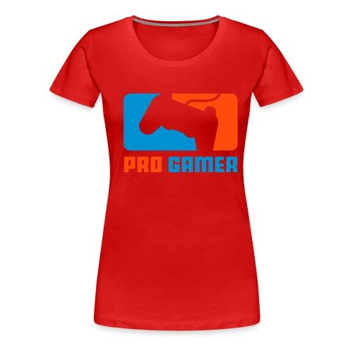 Gamer - T-shirt Premium Femme