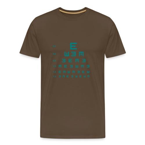 Oftalmology - Men's Premium T-Shirt