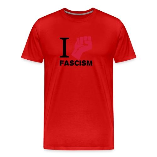 I FIGHT FASCISM TEE - Men's Premium T-Shirt