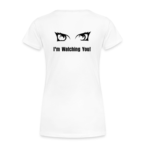 Watching Women's - Women's Premium T-Shirt